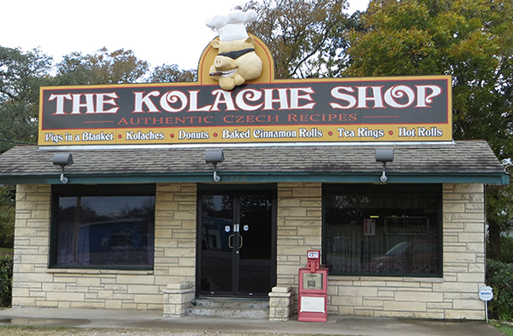 The Kolache Shop